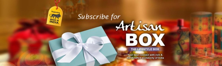 Artisan Box- The Lifestyle Box